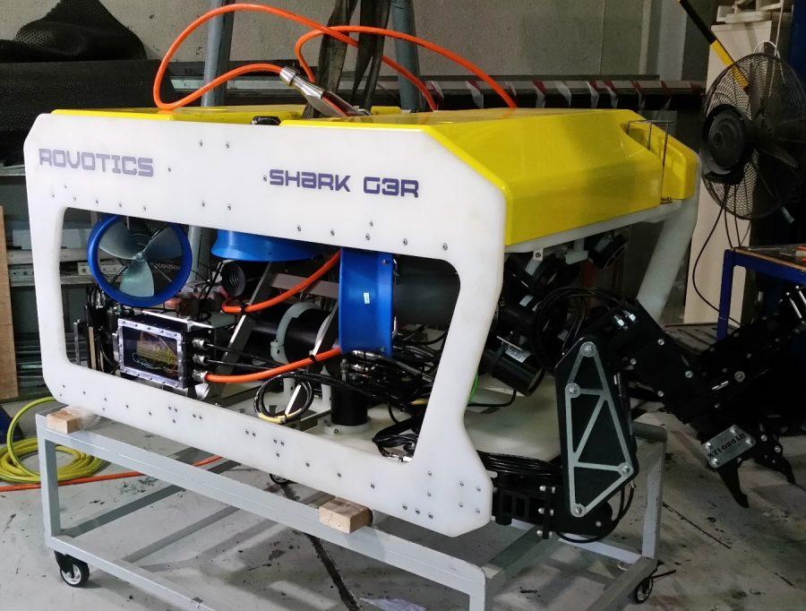G3R in workshop