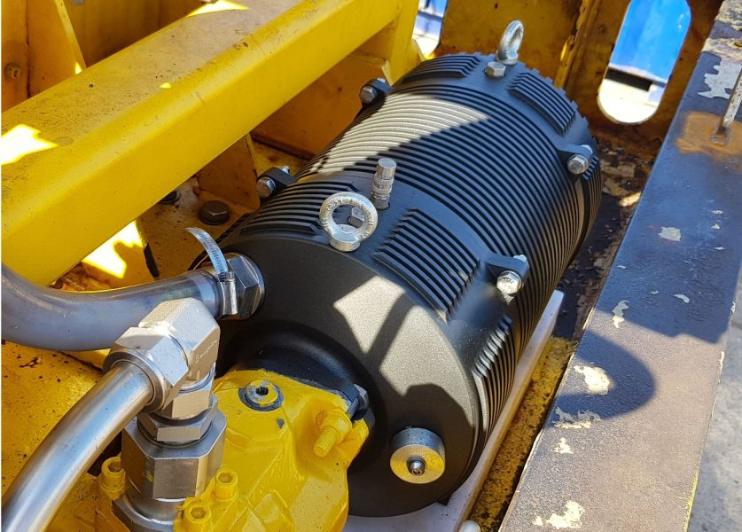 Subsea Hydraulic Power Unit -
